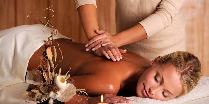 Dopřejte si relax při masáži u maséra Marka