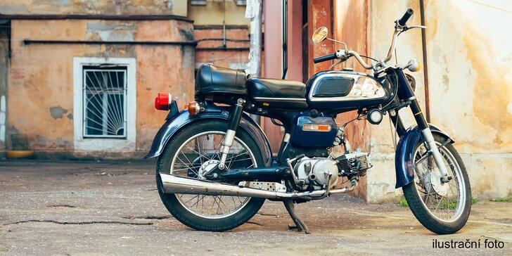 Nahlédněte do světa veteránů: vstupné do Motor Classic Musea Sokolov