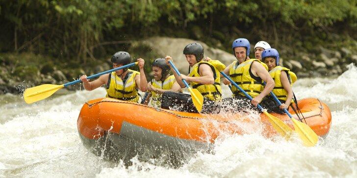 Víkendový rafting na řece Salze: vyškolení instruktoři, vybavení a doprava