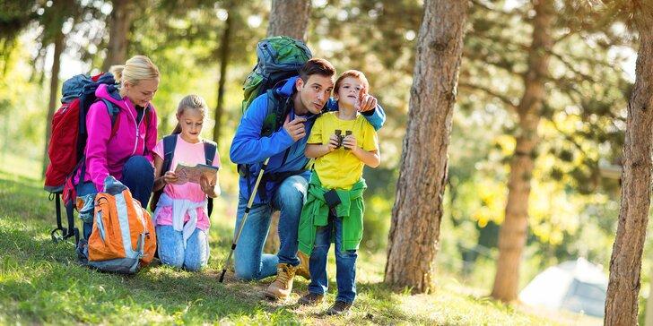 S rodinou do Krkonoš: plná penze nebo polopenze a nádherná příroda