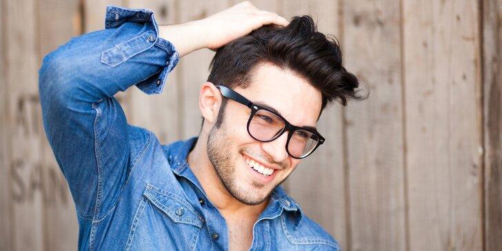 Jen pro pány: střih a barber pomocí břitvy