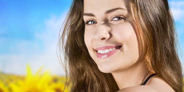 Chraňte vlasy před sluníčkem: balíček s L'oréal Solar Sublime kosmetikou