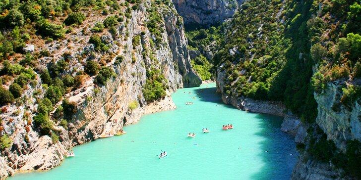 Za krásami Francie: Provence, Marseille, ostrov If i Cannes a Monaco na 2 noci