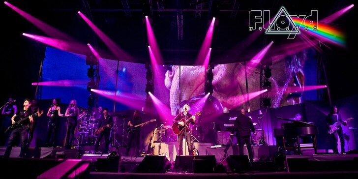 Floyd Reloaded: Velkolepá show k poctě Pink Floyd v Lucerně