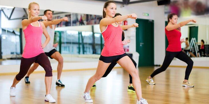 Měsíční či dvouměsíční členství v dámském fitku pod dohledem trenérky