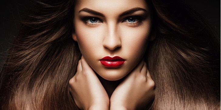 Zaměřeno na dámy: kadeřnický balíček pro všechny délky vlasů