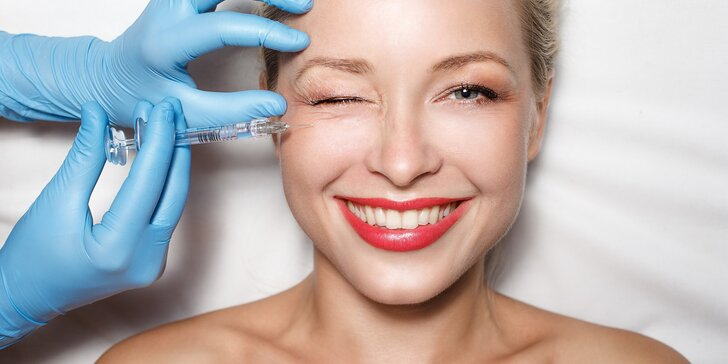 Zastavte čas: Omlazení pokožky injekční mezoterapií