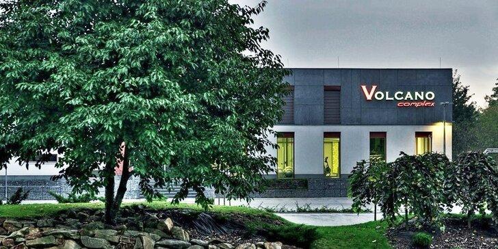 Luxus v Prokopském údolí: pobyt v moderním hotelu Volcano, s wellness i masáží