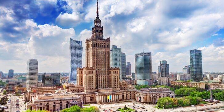 Krásy polských měst: zájezd autobusem a 2 noci ve 2-3* hotelu se snídaní