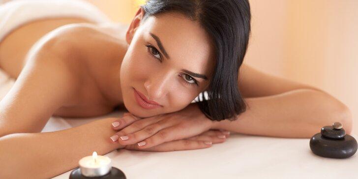 90 nebo 100 minut relaxace: masáž, lázeň na nohy i maska v salonu Thai Sun