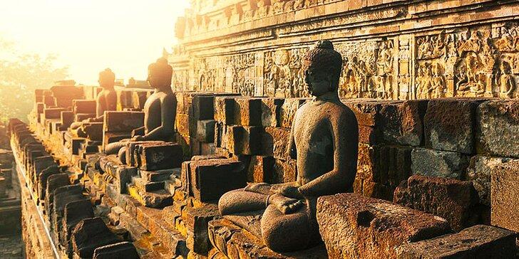 Buddhova stopa: Odhalte pradávná tajemství v dobrodružné únikovce