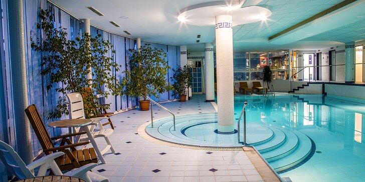 Do Beskyd na túry i za relaxem: polopenze, bazén, sauna a další vyžití