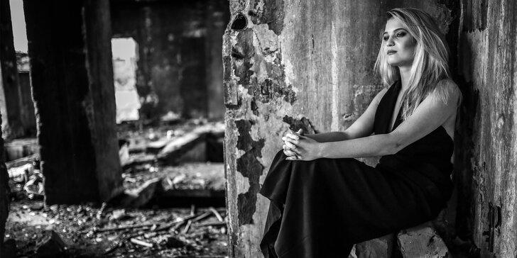 Osobité fotografovaní v industriálních prostorech na Kladně