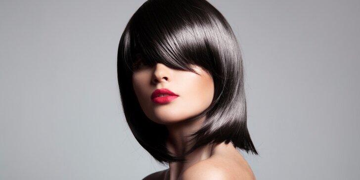 Profesionální střih pro všechny délky vlasů ve studiu Bona Dea