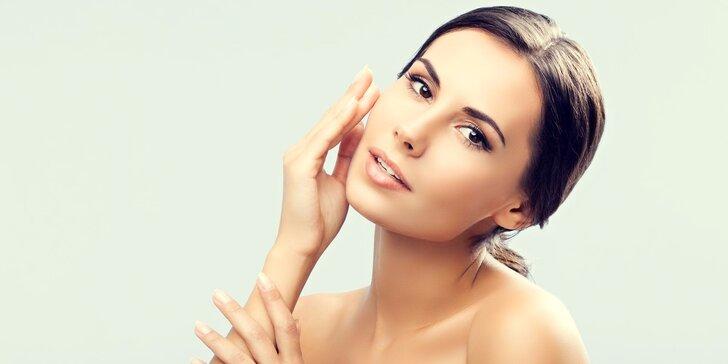 Oslňte všechny kolem: kosmetické balíčky i úprava a barvení obočí