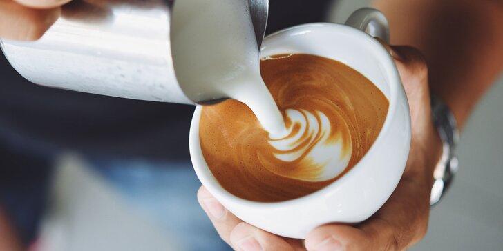 Naučte se připravovat tu nejlepší kávu: Denní baristický kurz či latte art