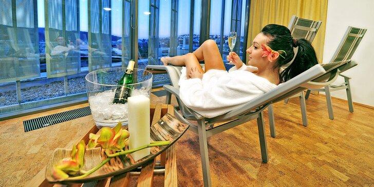 3 luxusní dny v Brně: 4* hotel Holiday Inn, střešní wellness a slevy na zážitky