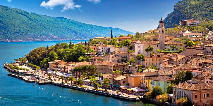 Dovolená u jezera Lago di Garda: 3–4 noci, all inclusive, dítě do 5,9 let zdarma