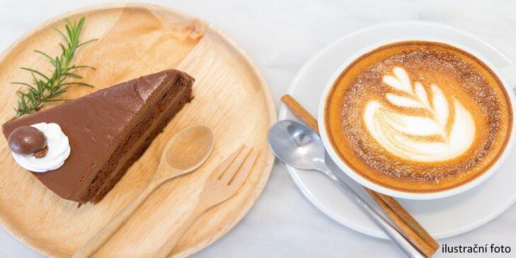 Dobroty od valašských ogarů: káva, dort a džus k tomu