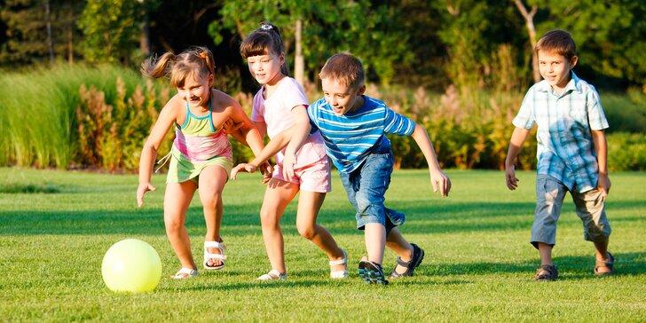 Příměstské tábory pro 6-12leté děti v Ostravě, Frýdku-Místku i Opavě