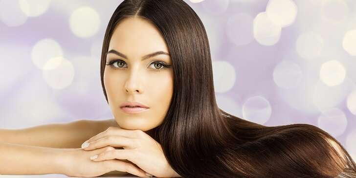 Dámský střih s hloubkovou regenerací pro všechny délky vlasů