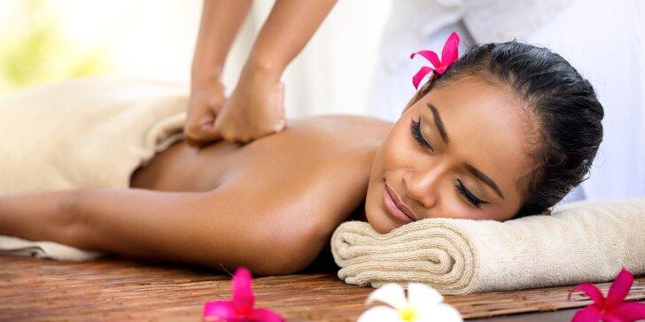 Božská relaxace: Exkluzivní asijské masáže v délce 90 nebo 120 minut