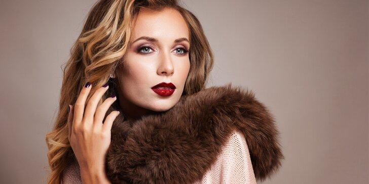 Luxusní kosmetické ošetření pleti 8 v 1 včetně masáže rukou