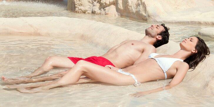 Depilace teplým voskem - nohy pro ženy nebo záda pro muže