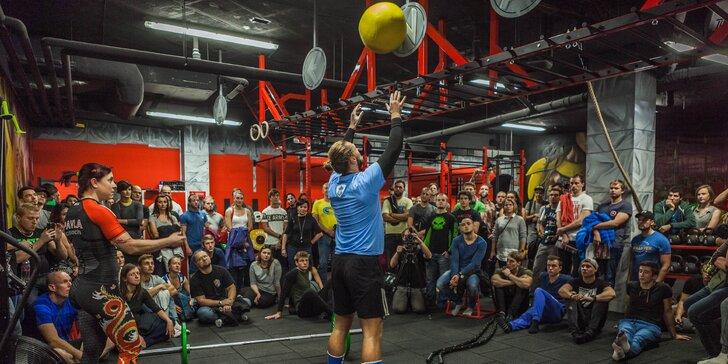 Čtyřhodinový kurz mobility a cvičení s kettlebellem