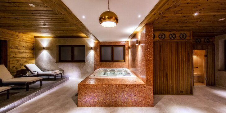 Letní pobyt v Zakopaném se snídaní či polopenzí a relaxem ve wellness centru