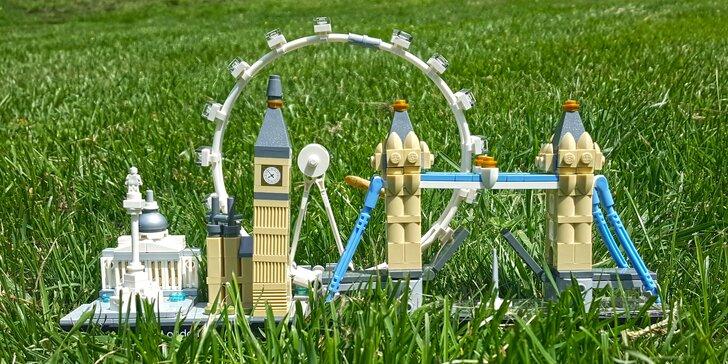 Cesta kolem světa: Zábavně-naučný příměstský tábor s Lego Architecture