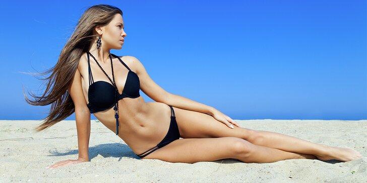 Štíhlá do plavek bezbolestně a bez diet s kryolipolýzou v centru Brna