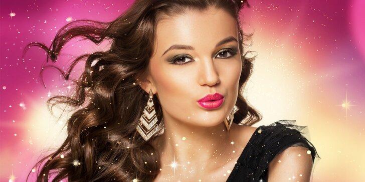 Otevřený voucher v hodnotě 500 kč na kosmetické ošetření