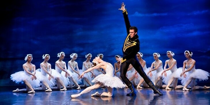 V září na balet: vstupenky na představení Labutí jezero v divadle Hybernia
