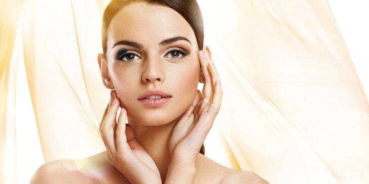 HIFUtherapy: Omlazení obličeje s mikrodermabrazí a kys. hyaluronovou