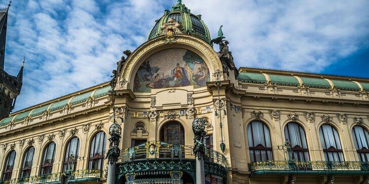Smetana, Dvořák, Mozart: Skladby velikánů na galakoncertě v Obecním domě