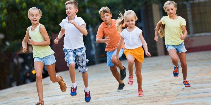 Pololetní běžecký kurz pro děti od 1. do 6. stupně ZŠ