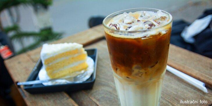 Jdeme mlsat: voňavá káva a dort dle výběru pro 1 i pro 2