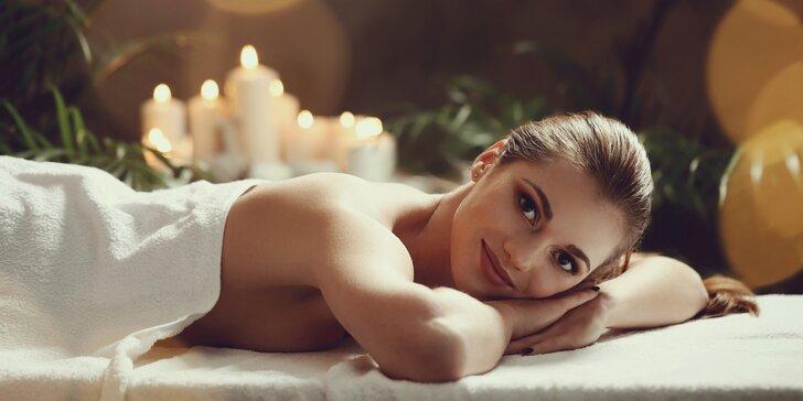 Letní osvěžující masáže v nových prostorech salonu Thai Sun
