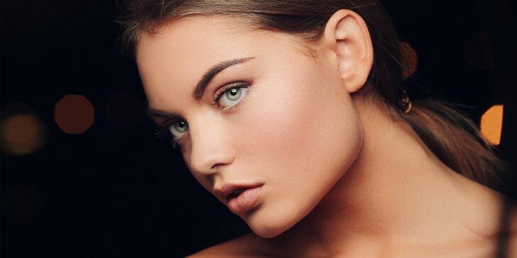 Permanentní make-up: Krásné obočí díky metodě 3D vláskování
