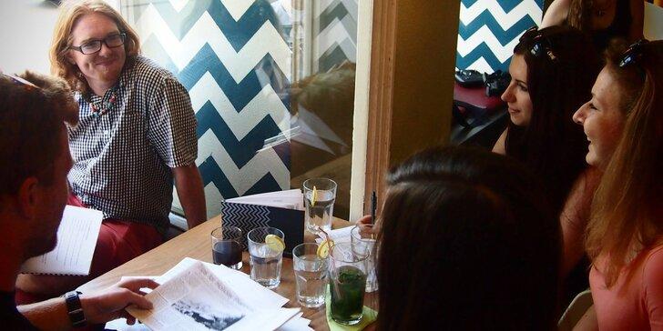 Na kafe s rodilým mluvčím: 10 lekcí anglické konverzace v kavárně v centru