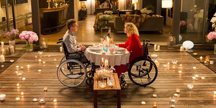 2 vstupenky na francouzskou romantickou komedii Láska bez bariér