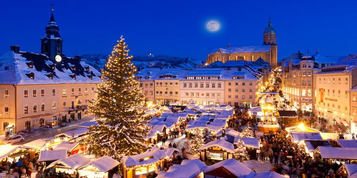 Navštivte hornické adventy v Annabergu a na zámku Schwarzenberg
