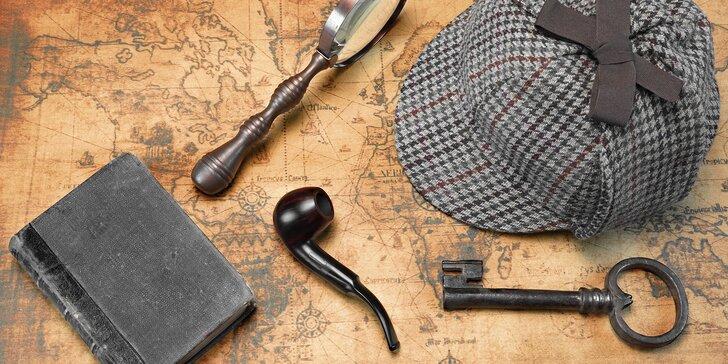 Napínavé únikové hry pro 3–6 hráčů: Detektivka nebo Erwinova pomsta