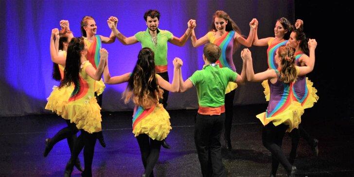 Ochutnej irský tanec - seminář irského tance pro začátečníky