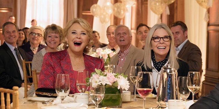 Vyrazte se zasmát: 2 vstupenky na komedii Dámský klub v kině Lucerna