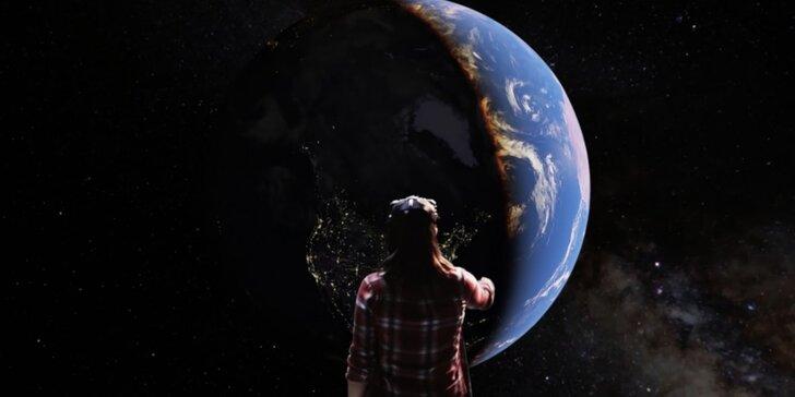 Virtuální realita na špičkovém herním zařízení: 60 minut až pro 4 hráče