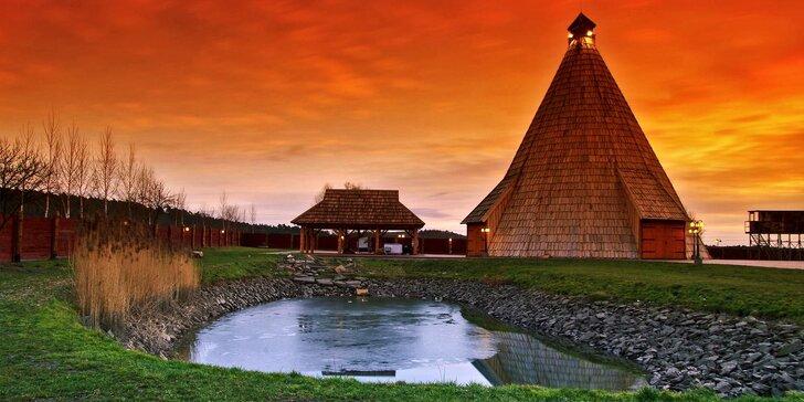 Podzimní relax v resortu Vigvam s wellness, polopenzí i degustací vín