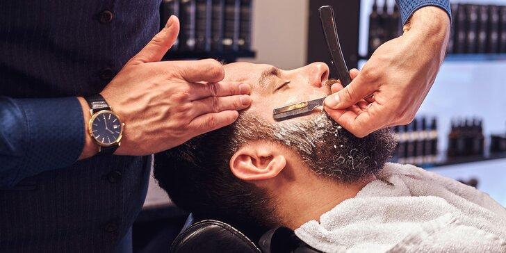Darujte pánům péči i relax: Střih nebo holení v The Hipster Barbershopu