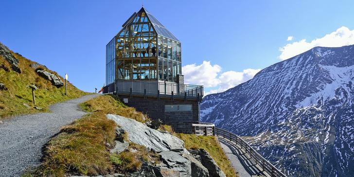 Nádherné vyhlídky: výlet k hoře Grossglockner a do města Zell am See